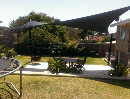Creating the Perfect Shade Sails for Your Outdoor Entertainment Space