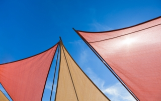Ensure your shade sails last as long as possible