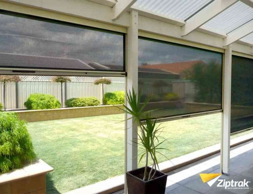 Caring for Your Ziptrak Outdoor Blinds